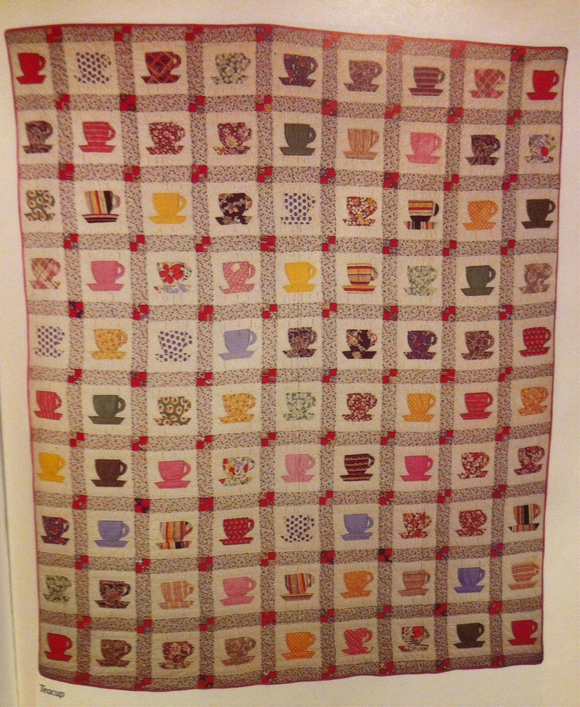 Coffee Cup Quilt Katyquilts