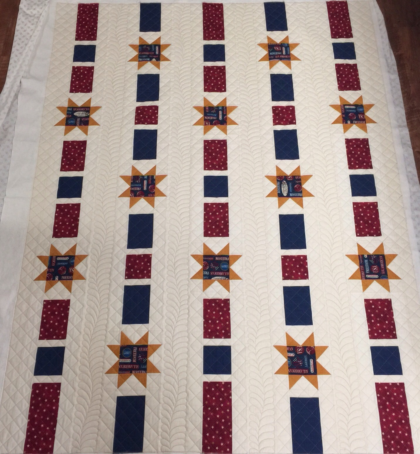 Finish It Up Friday Quilts Of Valor Katyquilts