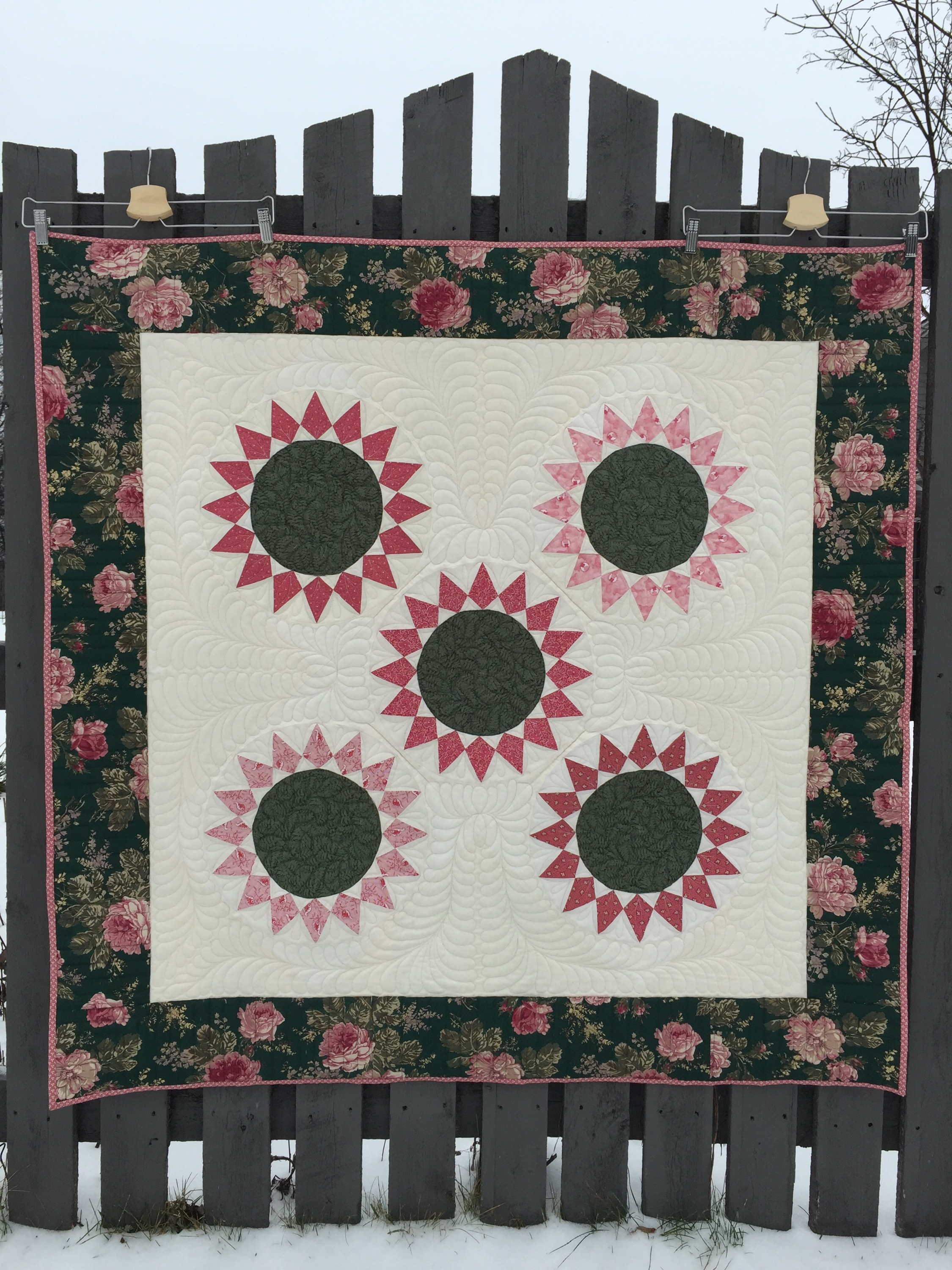Finish It Up Friday Morning Star Katyquilts