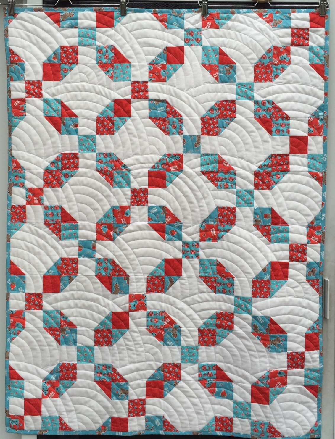 Two Finishes for Friday! ~ 9 Patch Baby Quilts | KatyQuilts : quilt patch management - Adamdwight.com