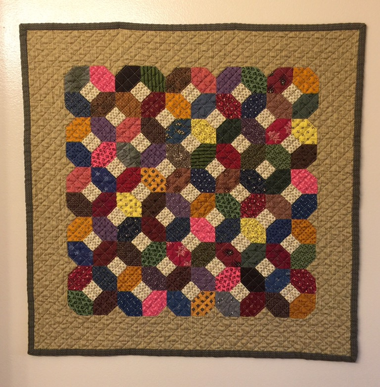 Foyer Window Quilt : Tbt quilts around the house katyquilts