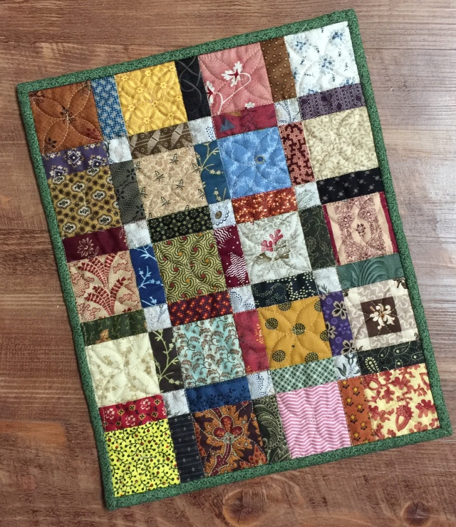 Little Quilt Of Love.Doll Quilt Swap Katyquilts